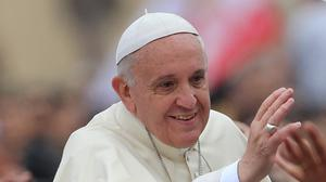 Pope Francis urged the international community to recognise the slaughter of Armenians 100 years ago