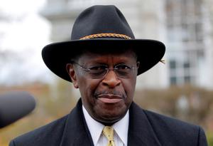 2012: Herman Cain tried to get on Republican ticket