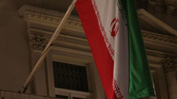 The Iranian-British citizen was alleged to have 'been active in the economic field'