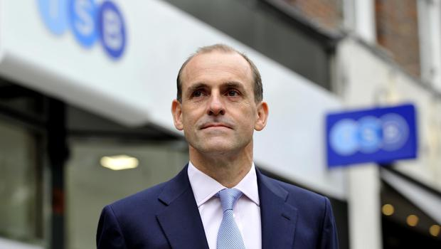 Paul Pester stepped down as chief executive of TSB after millions of customers were hit by a botched IT migration at the bank (Nick Ansell/PA)