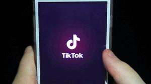 Donald Trump signed an executive order banning transactions with TikTok (Peter Byrne/PA)