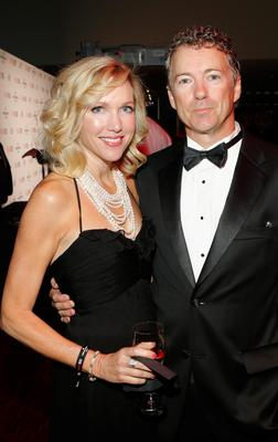 Rand Paul and wife Kelley