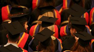 The reason the UK attracts so much EU funding is the reputation of many of its universities; if they lose out, so could Ireland. Stock photo: PA