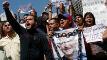 The arrest of Caracas mayor Antonio Ledezma triggered a series of protests (AP)