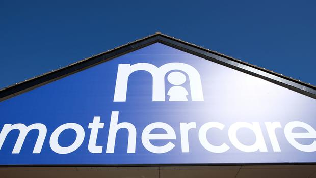 Mothercare continues to close UK stores (PA)