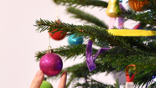 'I have always treasured Christmas because my parents treasured it. And who could blame them?' Stock photo