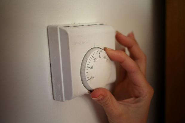 Energy use in Irish homes and other buildings accounts for 13pc of national emissions. Stock image