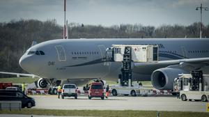 Airbus is cutting its production by a third (Axel Heimken/dpa via AP)