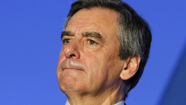 French conservative presidential candidate Francois Fillon has denied wrongdoing (Francois Mori/AP)