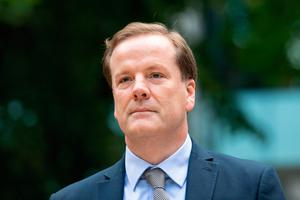 Accused: Former Tory MP Charlie Elphicke denies all the charges