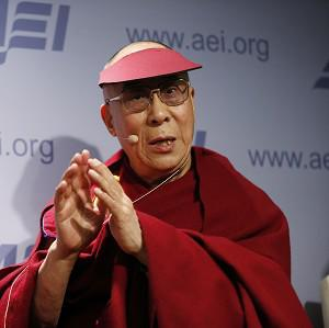 China was angered by the Dalai Lama's White House meeting with President Barack Obama (AP)