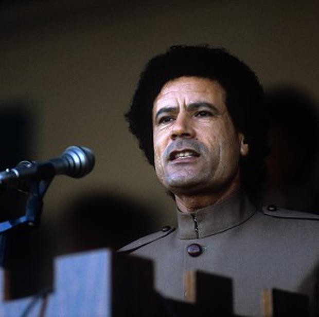 Libyan leader Colonel Gaddafi was overthrown after 42 years in power.
