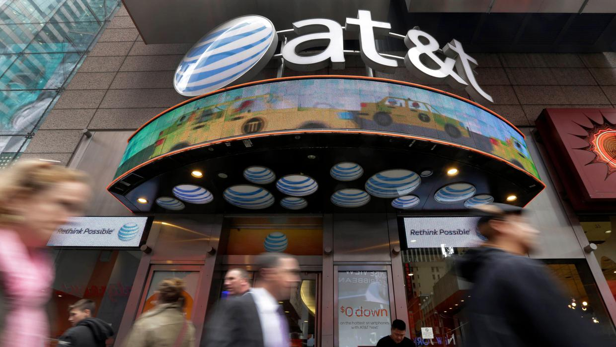 AT&T signs deal to combine media empire with Discovery
