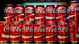 'Coca-Cola also stands head and shoulders above its competitors in the Irish carbonated soft drinks market.' Photo: PA