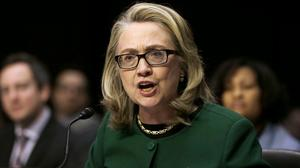 Hillary Clinton has come under scrutiny over her emails (AP)