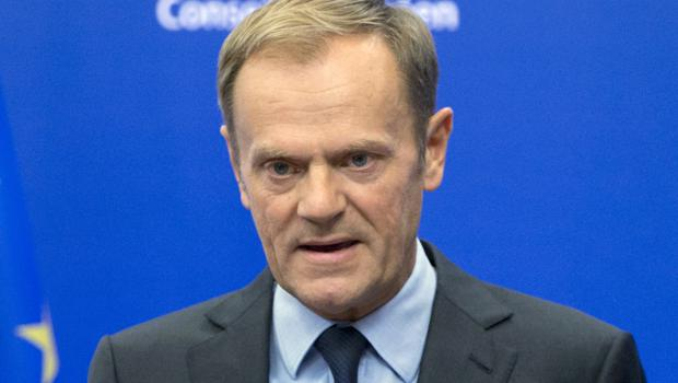 Donald Tusk is a former prime minister of Poland (Virginia Mayo/AP)