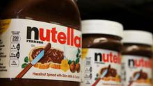 The chocolate spread contains a contaminant which has been found to increase cancer risks Photo:Getty