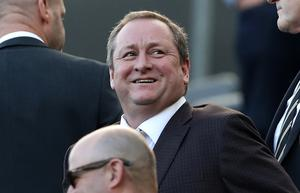 Mike Ashley is believed to be in the running (Owen Humphreys/PA)
