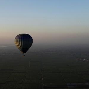 Balloon flights have resumed in Luxor, Egypt (AP)
