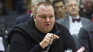The ruling came nearly four years after US authorities shut down Kim Dotcom's file-sharing website Megaupload (New Zealand Herald/AP)