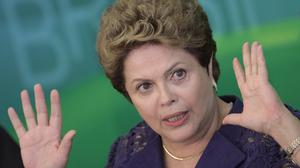 Ms Rousseff has not been implicated in the Petrobas scandal, but it has had a negative impact on her premiership