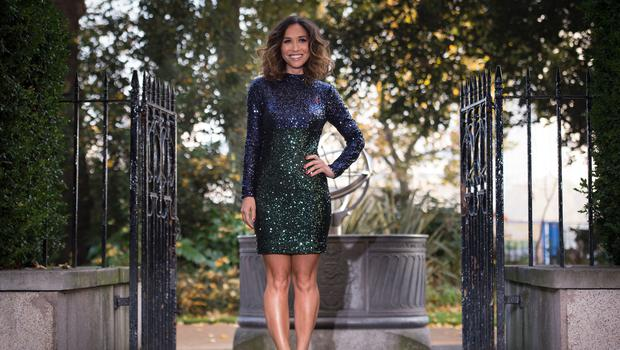 Myleene Klass designed a fashion collection for Littlewoods.com, which is owned by Shop Direct (Stefan Rousseau/PA)