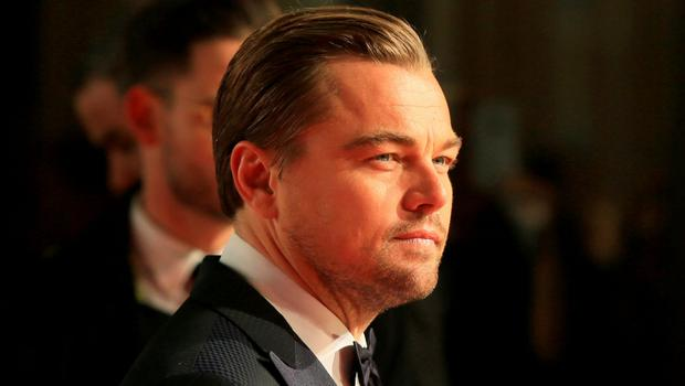 Luck: Man thought he was dreaming when he saw Leonardo DiCaprio