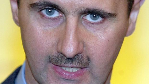 President Bashar Assad said the priority for the Syrian military was to capture the IS 'capital' Raqqa