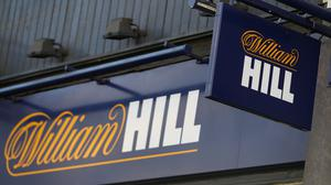 William Hill said favourable sporting results in December helped to boost profits (Aaron Chown/PA)