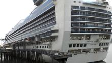 A Princess Cruise ship (AP - stock)