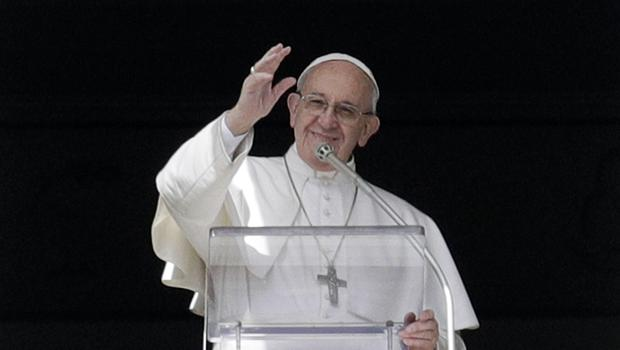 Pope Francis said 'populism is evil and ends badly, as the past century showed' (Gregorio Borgia/AP)