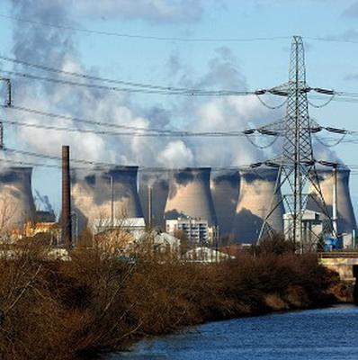 Carbon dioxide levels in the atmosphere are at a record high, according to the UN