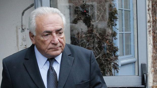 Dominique Strauss Kahn has been acquitted of pimping charges. (AP)