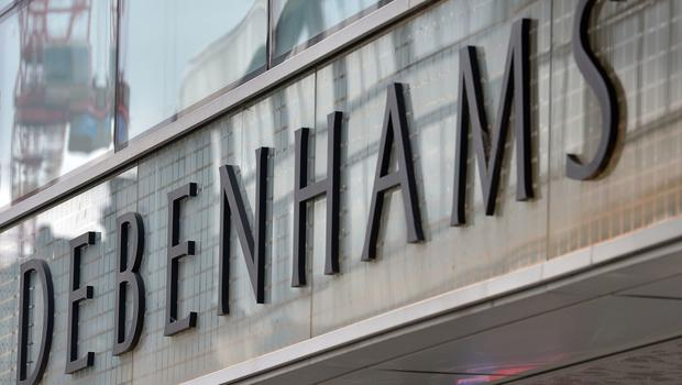 File photo dated 10/9/2018 of a view of Debenhams in Oxford Street, central London. Debenhams's chairman has stepped down.