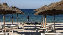 Police have been patrolling Tunisia in an attempt to crack down on terror
