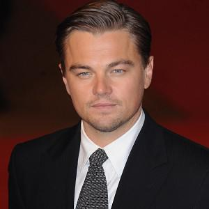 Leonardo DiCaprio stars in The Great Gatsby