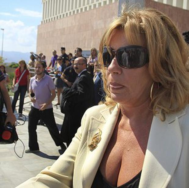 Former mayor of Marbella, Marisol Yague, has received a six-year jail sentence in a major corruption trial. (AP)
