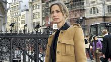 Michelle Young, whose estranged husband, bankrupt property tycoon Scot Young, has died after reportedly falling onto railings outside a London property (Tim Goode/PA Wire)