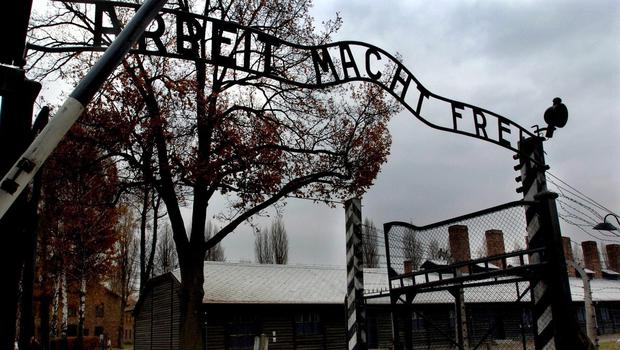 A German court says it will not proceed with the trial of a former SS sergeant who served as a medic in the Auschwitz death camp because the 94-year-old is suffering from dementia.