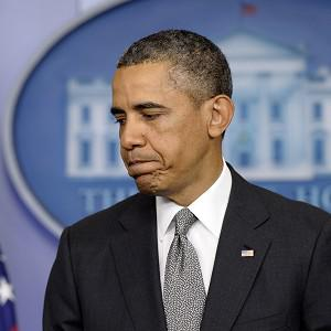 A suspicious letter sent to Barack Obama has been intercepted (AP)