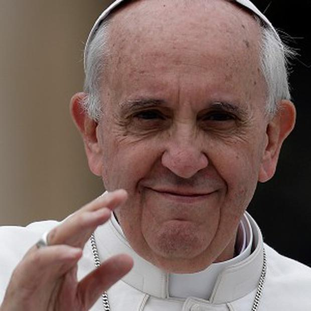 Pope Francis has condemned the