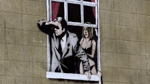 Banksy's works are much in demand