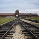 The former Nazi death camp of Auschwitz Birkenau (Markus Schreiber/AP)