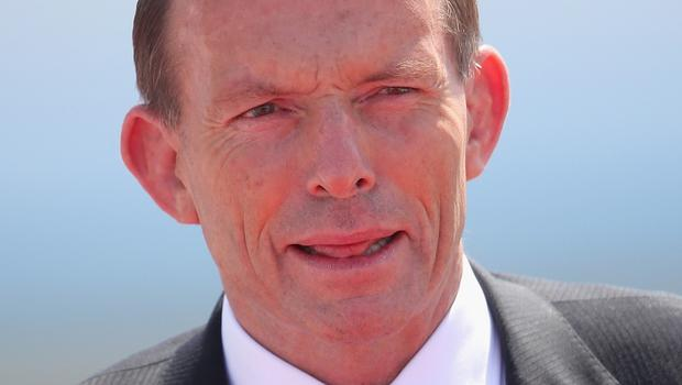 Australian Prime Minister Tony Abbott did not deny the claims in a radio interview