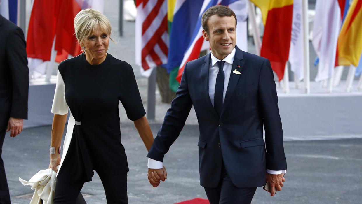 Brigitte Macron Lost All Her Friends After Starting Relationship With Emmanuel As A Teen New Book Claims Independent Ie