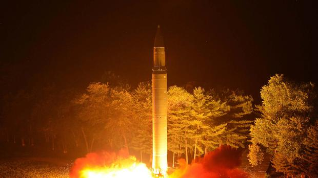 US intelligence understands North Korea has successfully produced a miniaturised nuclear warhead, according to the Washington Post (AP)