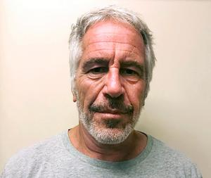 Disgraced: Jeffrey Epstein hanged himself while in jail