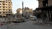 Syria has been devastated by the ongoing civil war
