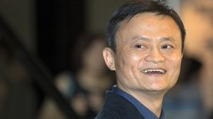 Jack Ma founded Alibaba with a group of friends in 1999 (AP)