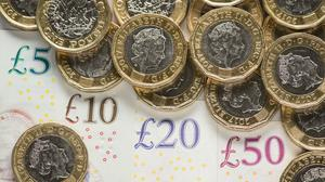 Households' confidence in their financial situation plunged at the fastest rate in over a decade in April, as around one in three reported a drop-off in their employment income, the IHS Markit Household Finance Index said (PA)